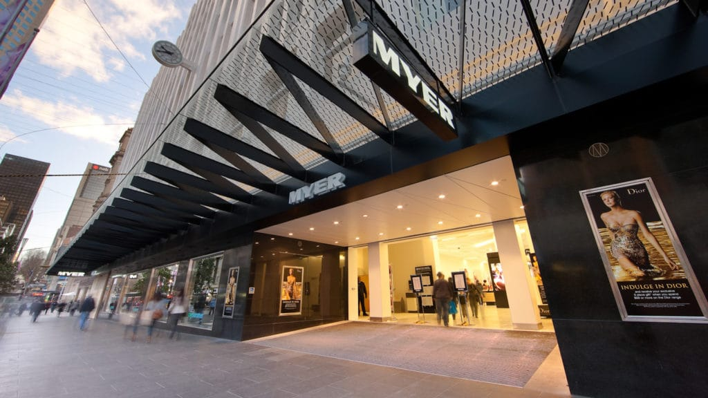 Myer Melbourne City Store