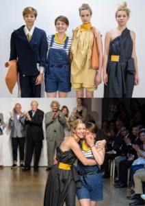 1er prix jury Mod'Art International 2015 : Clementine De Geuser