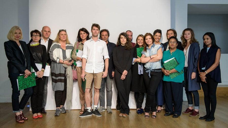 Mod'Art Jury 2015