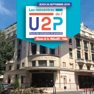 Affiche Les Rencontres de l'U2P