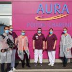 Vikensi Communication : tournage vidéo chez AURA Poitou Charentes