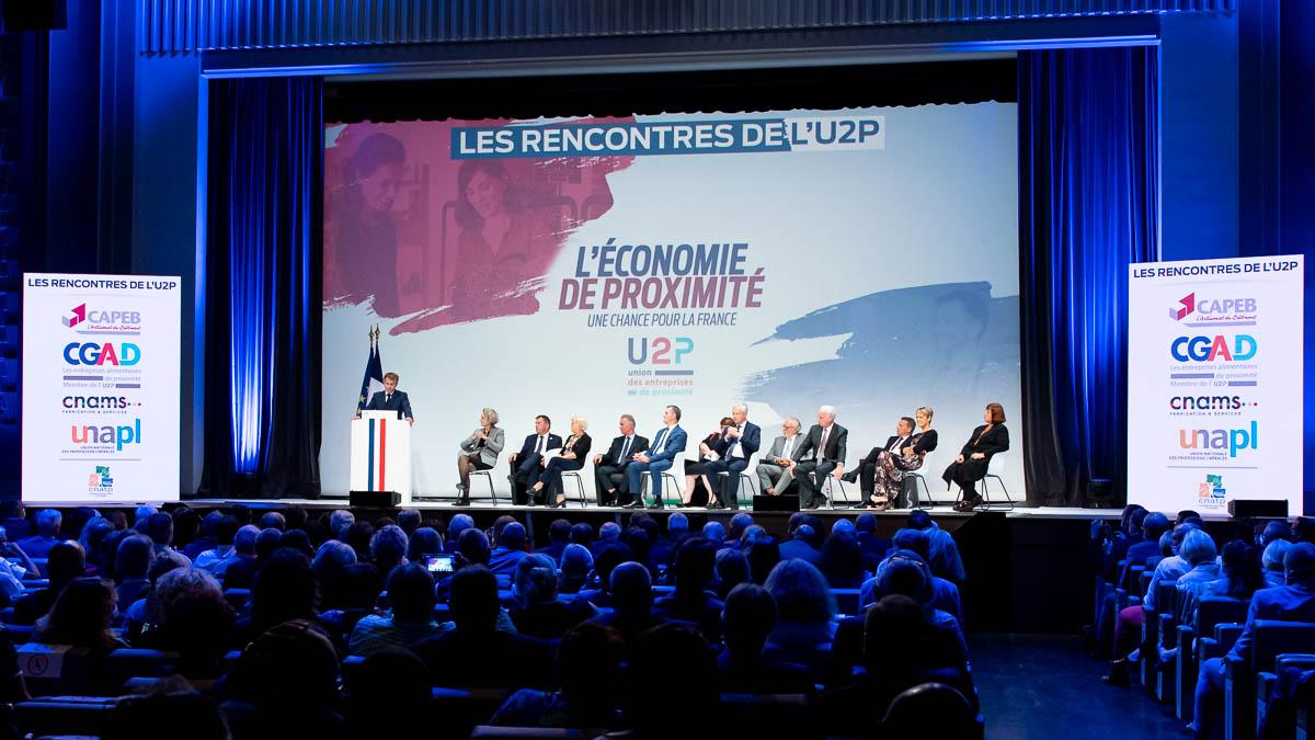 Les Rencontres de l'U2P 2021, organisation générale de l'évènement par l'Agence Vikensi Communication
